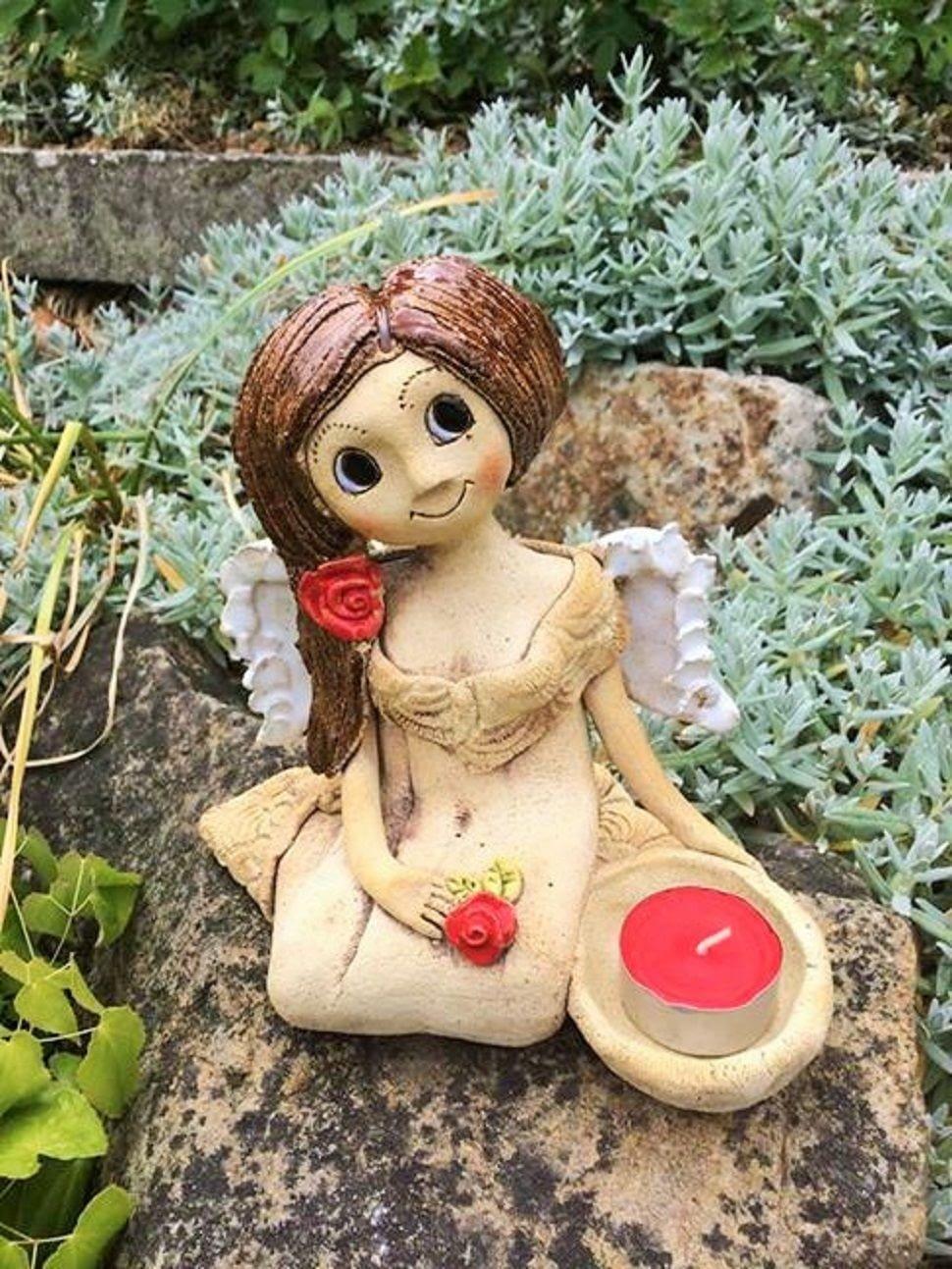 klecici ruzenka vila keramika andee