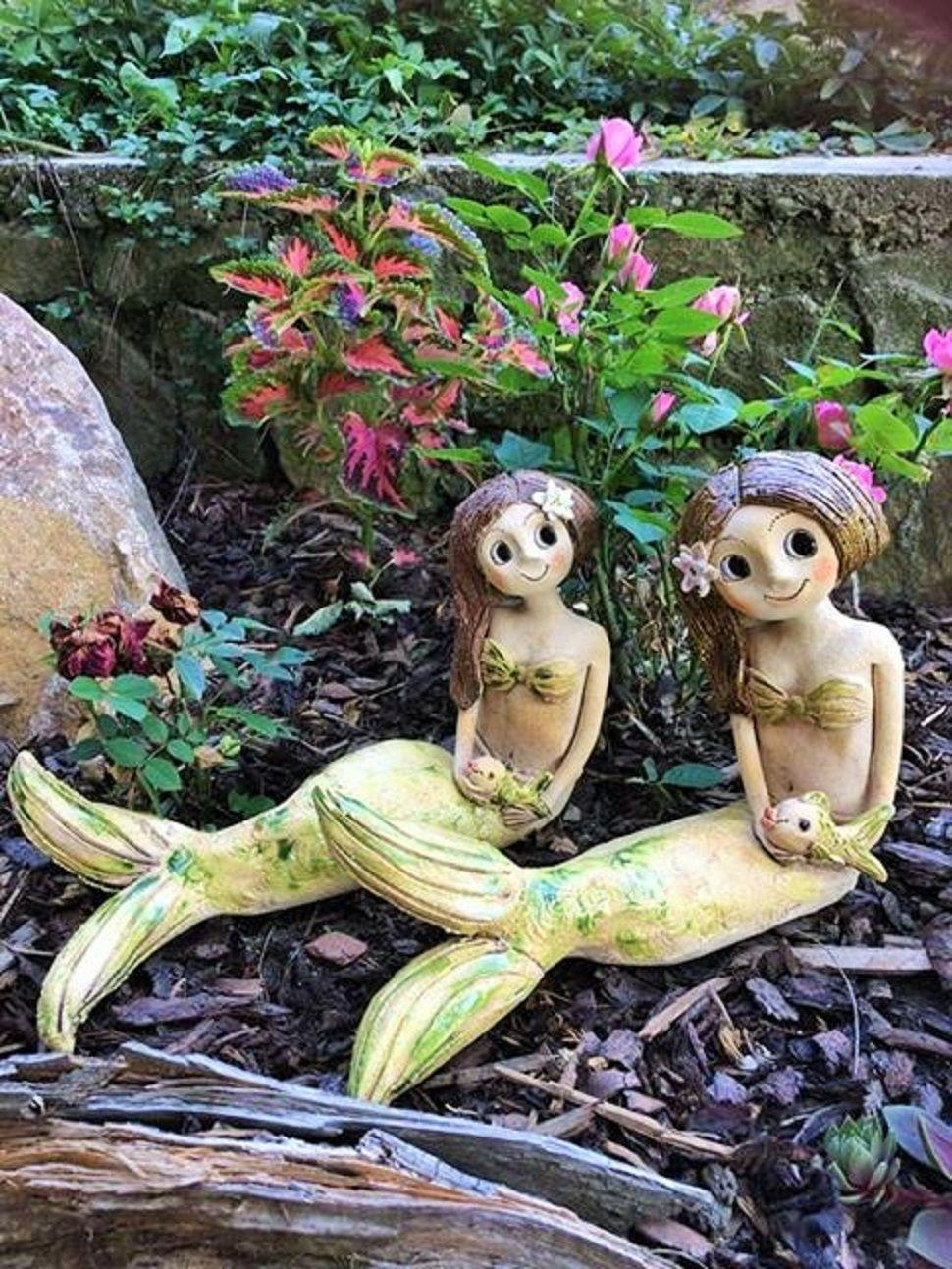 morska panna vila ryba keramika andee