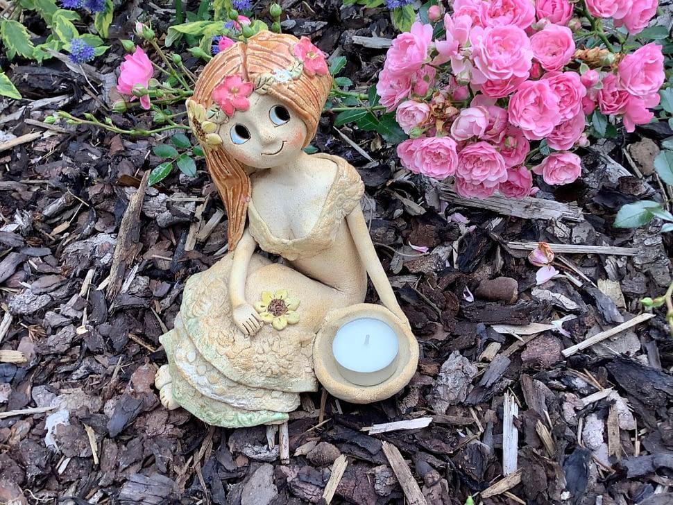 vila sedici lucni keramika andee