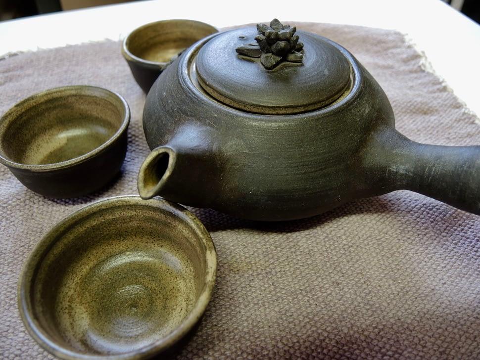 konvice čaj keramika šálka misky keramikaandee