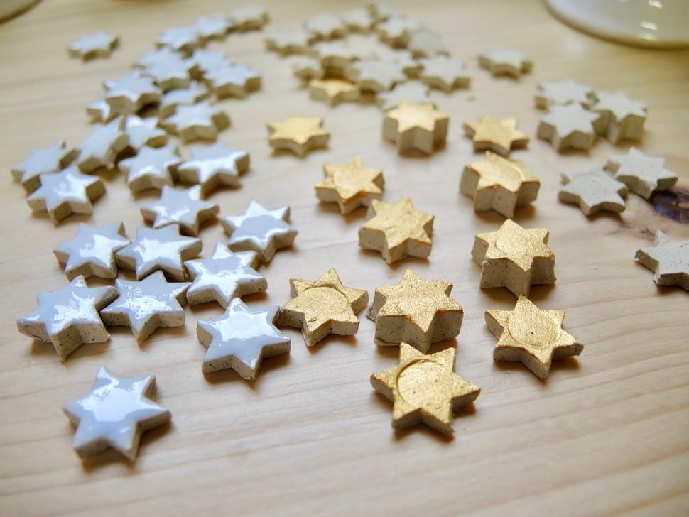 hvězda hvězdička dekorace