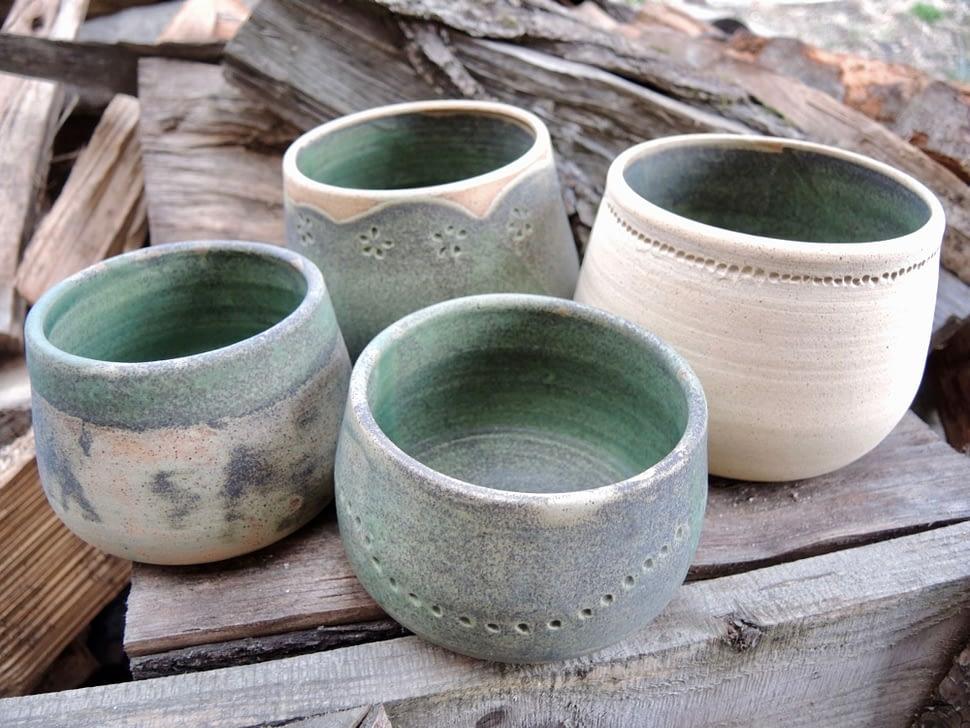 miska květináč bonsaj nakytky keramika zahrada keramikaandee